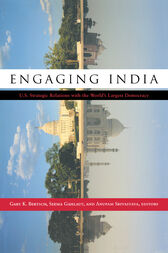 Engaging India by Gary Bertsch