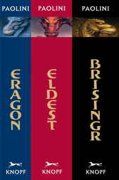 Inheritance Cycle Omnibus: Eragon, Eldest, and Brisingr by Christopher Paolini