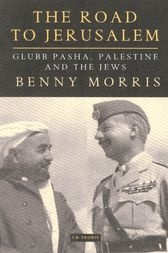 Road to Jerusalem, The by Benny Morris