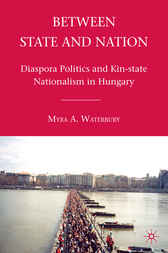 Between State and Nation by Myra A. Waterbury