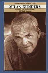 Milan Kundera by Harold Bloom