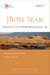 JBoss Seam by Michael Yuan