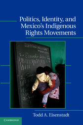 Politics, Identity, and Mexico's Indigenous Rights Movements by Todd A. Eisenstadt