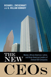 The New CEOs by Richard L. Zweigenhaft