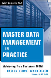 Master Data Management in Practice by Dalton Cervo