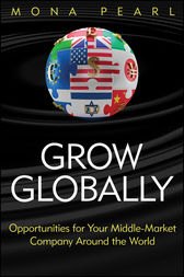 Grow Globally by Mona Pearl