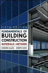 Fundamentals of Building Construction, Subscription eBook by Edward Allen