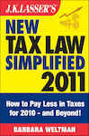 J.K. Lasser's New Tax Law Simplified 2011