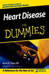 Heart Disease For Dummies by James M. Rippe