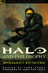 Halo and Philosophy by Luke Cuddy