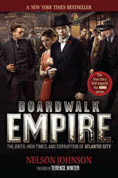 Boardwalk Empire by Nelson Johnson
