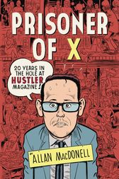 Prisoner of X by Allan MacDonell