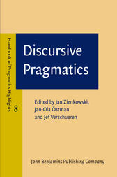 Discursive Pragmatics by Jan Zienkowski