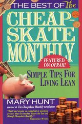 Best of the Cheapskate Monthly by Mary Hunt