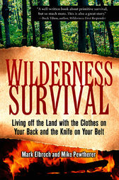 Wilderness Survival by Mark Elbroch