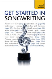 Write and Produce Your Own Song: Teach Yourself