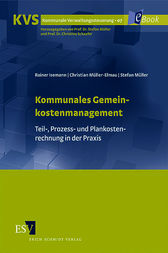 Kommunales Gemeinkostenmanagement by Rainer Isemann