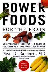 Power Foods for the Brain by Neal D Barnard