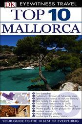 Top 10 Mallorca by DK Publishing