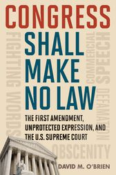 Congress Shall Make No Law