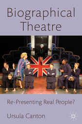 Biographical Theatre by Ursula Canton