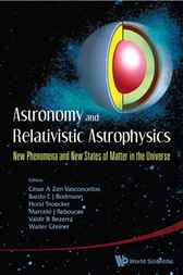 Astronomy and Relativistic Astrophysics