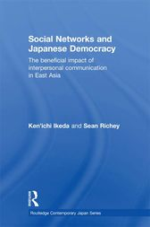 Social Networks and Japanese Democracy