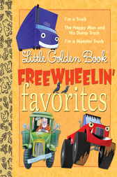 Little Golden Book Freewheelin Favorites by Dennis Shealy