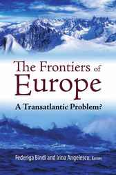Frontiers of Europe by Federiga Bindi