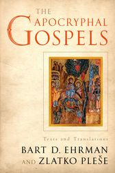 The Apocryphal Gospels by Bart Ehrman