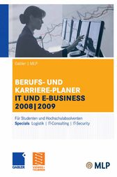 Berufs- und Karriere-Planer IT und E-Business 2008-2009 by Michaela Abdelhamid