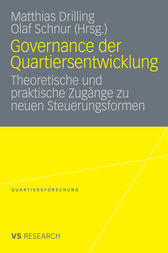 Governance der Quartiersentwicklung