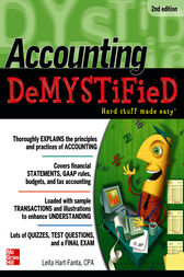 Accounting DeMYSTiFieD, 2nd Edition by Leita Hart