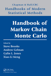 Handbook of Markov Chain Monte Carlo by Steve Brooks