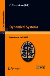 Dynamical Systems by C. Marchioro