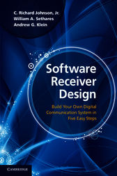 Software Receiver Design by Jr Johnson
