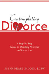 Contemplating Divorce by Susan Gadoua