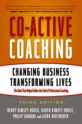 A research on co active coaching by laura whitworth