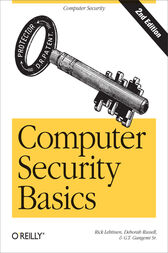 Computer Security Basics by Rick Lehtinen