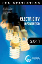 Electricity Information 2011 by OECD Publishing; International Energy Agency