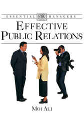 Effective Public Relations by Dorling Kindersley Ltd