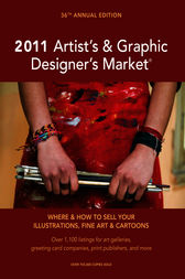 2011 Artist's and Graphic Designer's Market by Mary Burzlaff Bostic