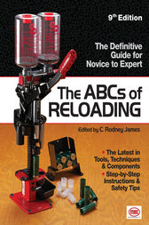 The ABCs of Reloading by Rodney James