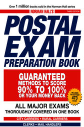 Norman Hall's Postal Exam Preparation Book by Norman Hall