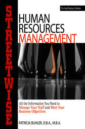 Human Resources Management by Patricia Buhler