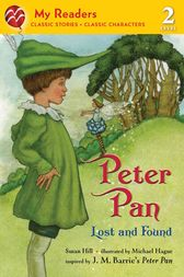 Peter Pan (My Readers Level 2)
