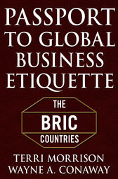 Passport for Global Business Etiquette by Terri Morrison