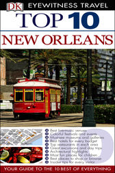 Top 10 New Orleans by DK Publishing