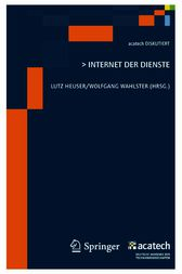 Internet der Dienste by Lutz Heuser