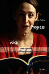 Voice in Progress by Lis Malina